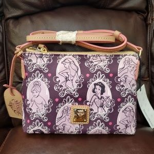 Disney Dooney & Bourke 2015 Princess 1/2 Marathon